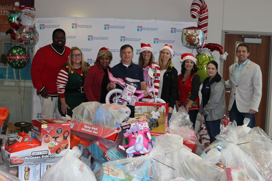 Our Lady of the Lake Children's Hospital 2018 Toy Drive